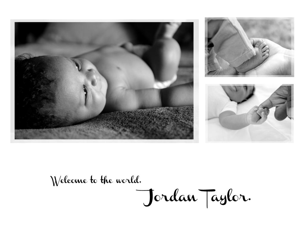 Baby Jordan Taylor