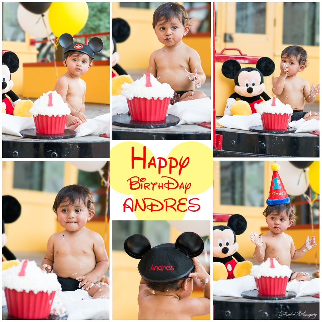 Andres-1st birthday
