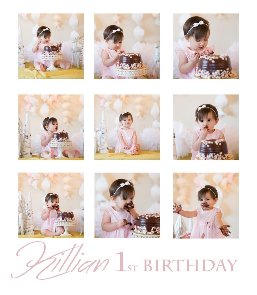 Elisabel Photography_Killian Cake Smash